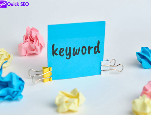 The Role and Importance of Keywords In SEO for beating Competition