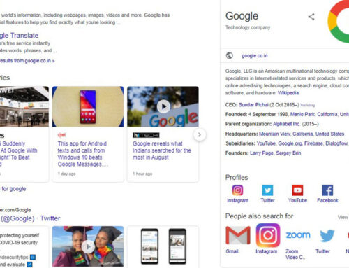 How to Update Google Knowledge Panel and Benefits in Local Searches