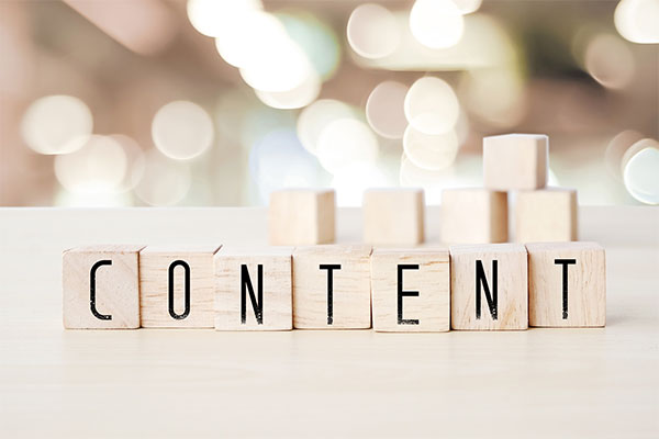 content is king, seo myths